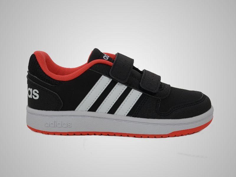 Buty dziecięce adidas hoops 2.0 cmf c id 8004 Centersport.pl