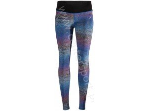 Tekstylia Nowy outhorn LEGINSY OUTHORN QUICKDRY SLIM FIT GALAXY