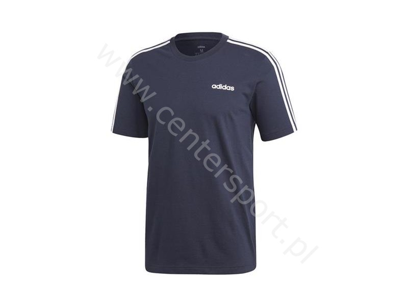 KOSZULKA ADIDAS ESSENTIALS 3 STRIPES TEE DU0440