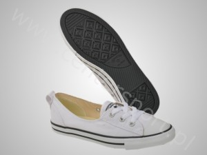 Obuwie converse TRAMPKI CONVERSE CHUCK ALL STAR BALLET LACE