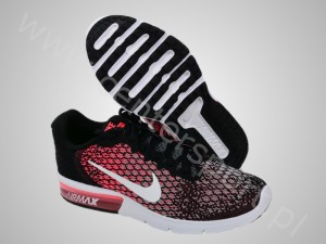 Obuwie nike BUTY SPORTOWE  WMNS NIKE AIR MAX SEQUENT 2