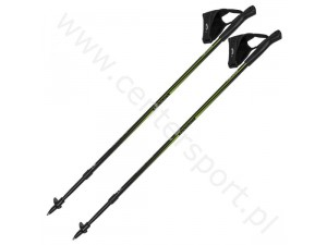 Sprzet spokey KIJE NORDIC WALKING SPOKEY GREEN